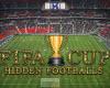 Fifa Cup - Hidden Footballs