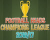 Football Heads 2016-17 Champions League