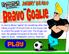 Johnny Bravo Goalie