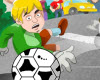 Skittles Soccer